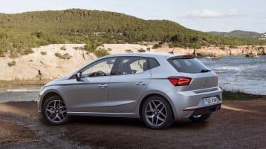SEAT Ibiza diesel - rear static