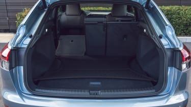 Audi Q4 e-tron Sportback - boot