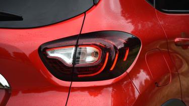 Renault Captur - rear light