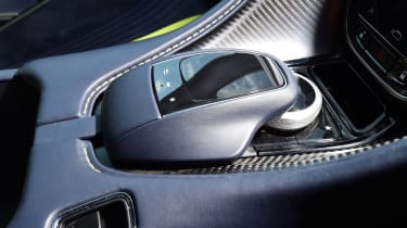 Aston Martin DB11 AMR - controls