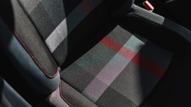 Dacia Sandero Stepway Techroad - seat detail