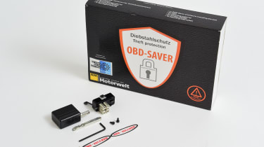 Clever car tech that can save you money - OBD protection