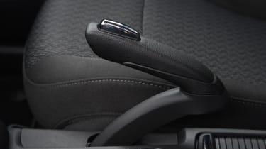 Vauxhall Mokka X - handbrake
