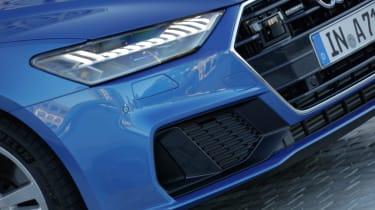 Audi A7 Sportback - front detail