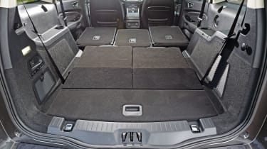 Ford Galaxy - boot