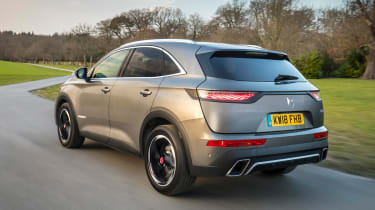 DS 7 Crossback - rear