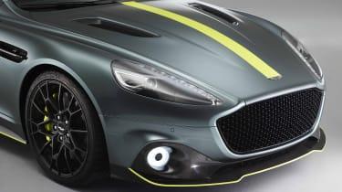Aston Martin Rapide AMR - bonnet