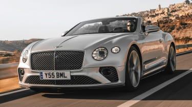 Bentley Continental GT Speed Convertible - front