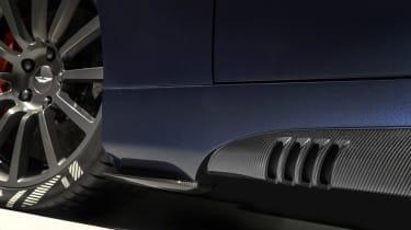 Aston Martin Vanquish by Callum - detail