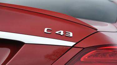 Mercedes-AMG C 43 - C 43 badge