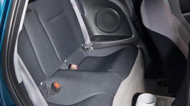 Used Honda CR-Z - rear seats