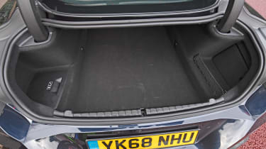 BMW 8 Series boot
