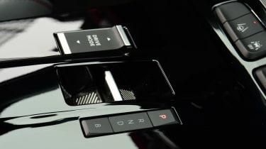 Vauxhall Mokka-e - first report interior