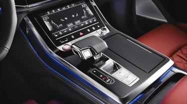 Audi SQ8 - studio centre console