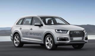 Audi Q7 petrol hybrid