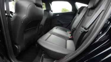 Used Ford Focus ST - rear seats