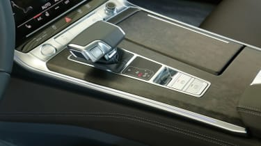 Audi A6 Allroad - transmission