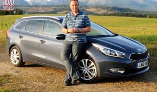 Kia Cee'd Sportwagon review