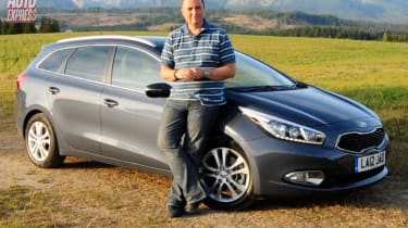 Kia Cee'd Sportwagon review