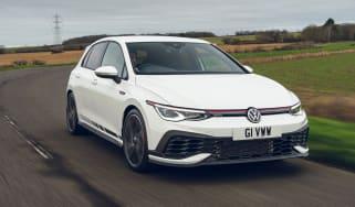 Volkswagen Golf GTI Clubsport - front