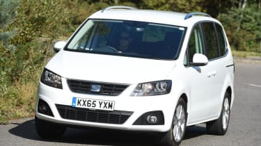SEAT Alhambra - front