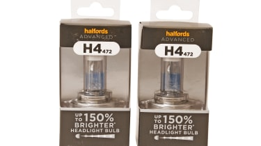 Halfords Advanced Up To +150% Brighter