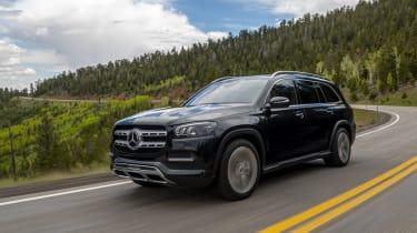 2019 Mercedes GLS front