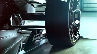 Lamborghini Lambo V12 Gran Turismo - wheel
