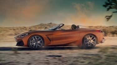 BMW Concept Z4 Studio - side