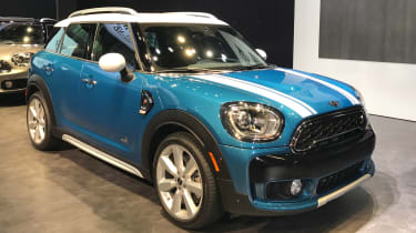 MINI Countryman - reveal front