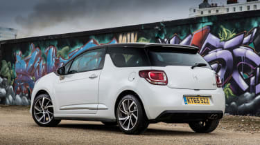 Used DS 3 - rear