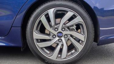 Subaru Levorg wheel