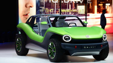 VW ID Buggy Geneva 2018