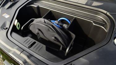 Ford Mustang Mach-E - frunk