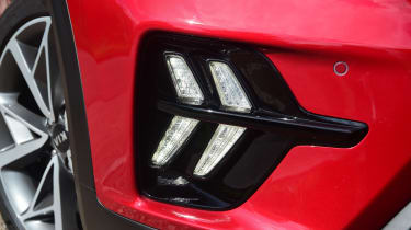 New Kia Niro Hybrid - fog light