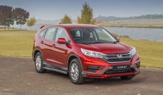 Honda CR-V S Plus