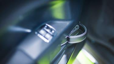 Aston Martin Vantage GT8 - door handle