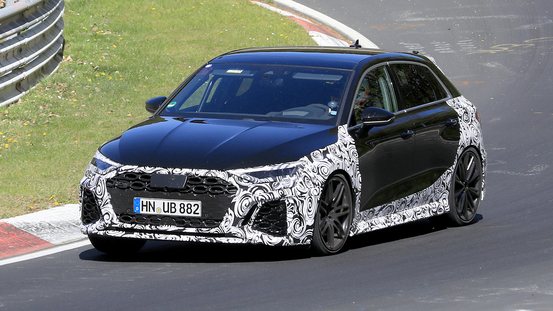 New 2021 Audi Rs 3 To Get 400bhp Auto Express