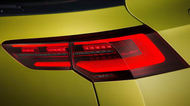 Volkswagen Golf - rearlight