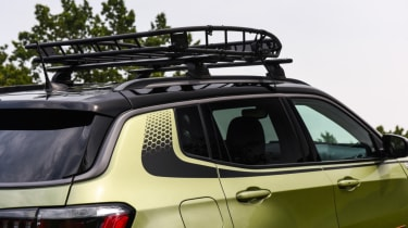 Jeep's wildest concepts driven - Trailpass roof rack