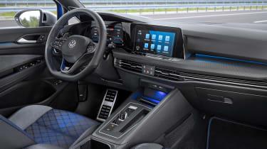 Volkswagen Golf R Estate - dash