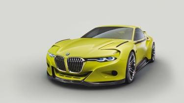 BMW 3.0 CSL Hommage - front three quarter