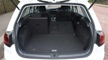 Volkswagen e-Golf - boot