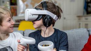 Virtual reality test drive 10