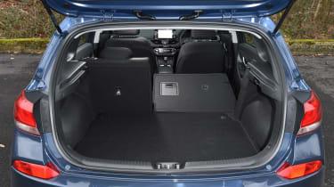 Hyundai i30 - boot