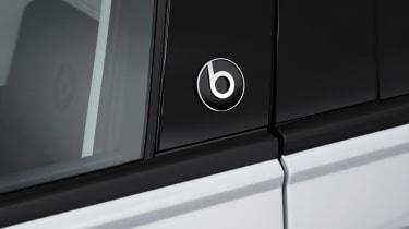 New Volkswagen Polo Beats - Beats logo