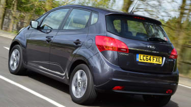Used Kia Venga review - pictures | Auto Express