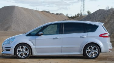 Used Ford S-MAX review side profile
