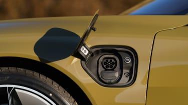 Audi RS e-tron GT - charging port