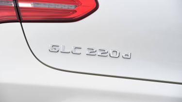Mercedes GLC Coupe - 220 d badge